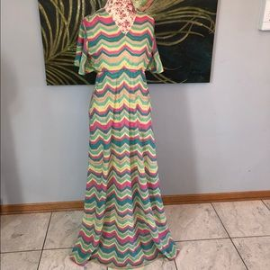 Judith March Long Maxi Dress